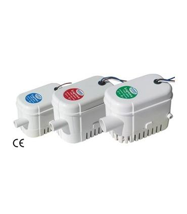 Pompa santina automata cu plutitor incorporat