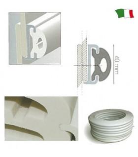 Profil de protectie PVC 40mm
