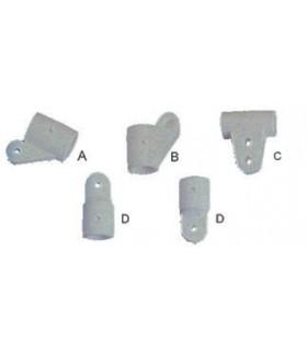 Terminatie parasolar - plastic